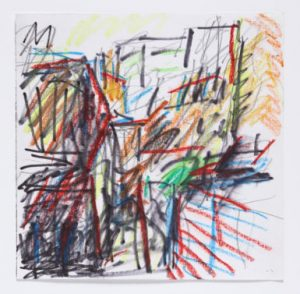 Frank Auerbach Draws Again in Venice -ARTnews