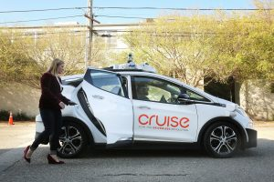 GM Cruise autonomous vehicle unit raises $1.15 billion