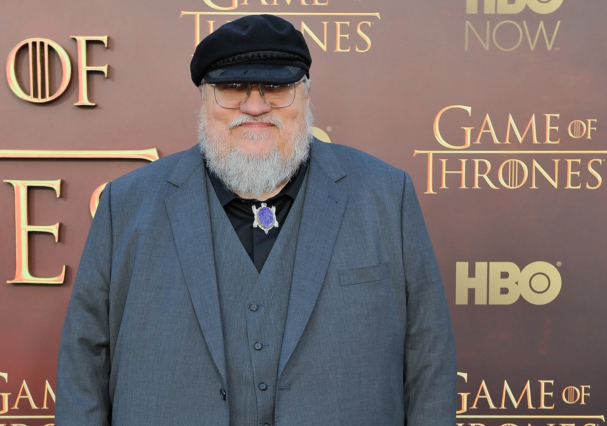 George R. R. Martin defends Game of Thrones show runners in blog post