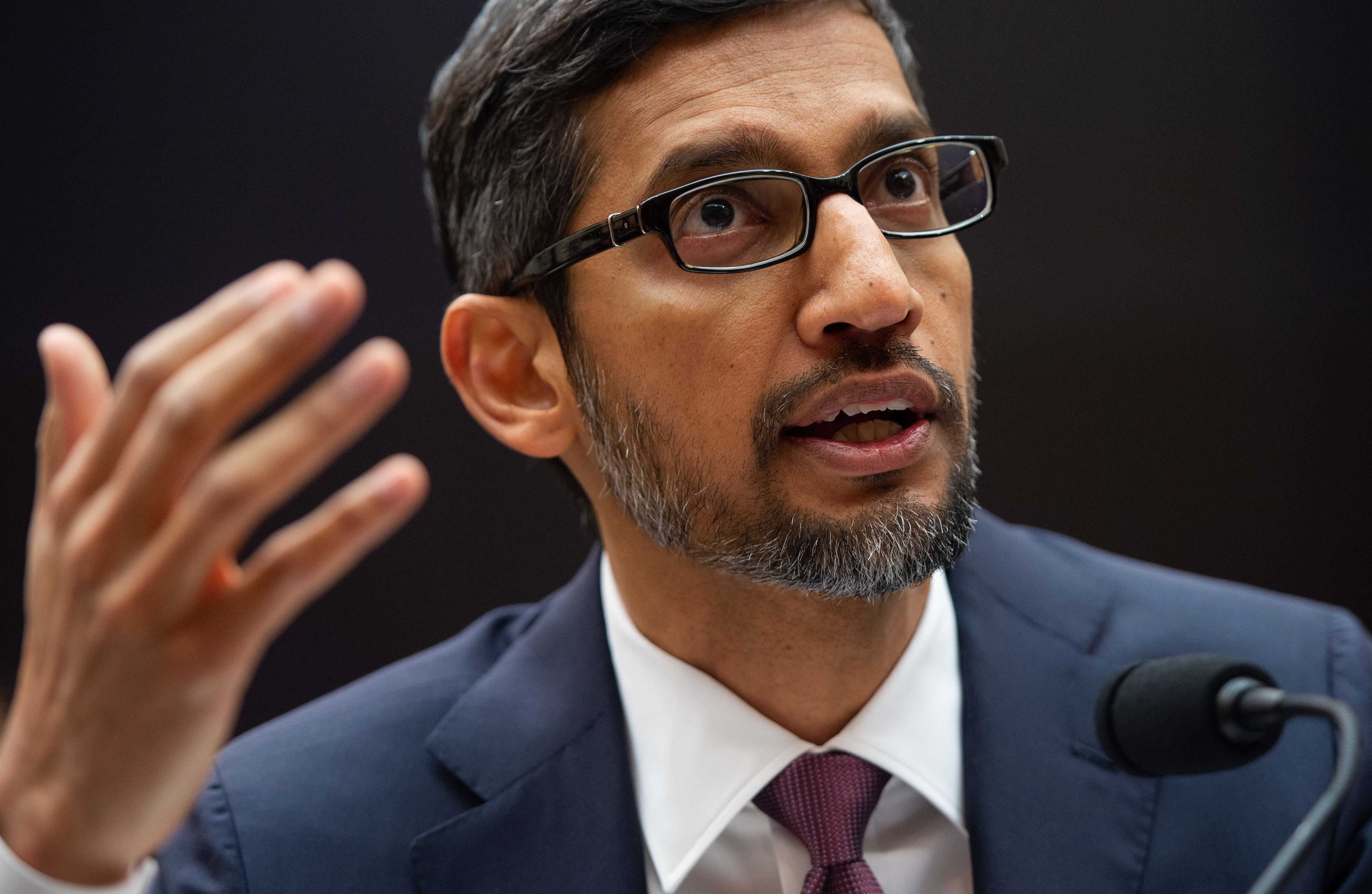 Google CEO says 'privacy cannot be a luxury good'