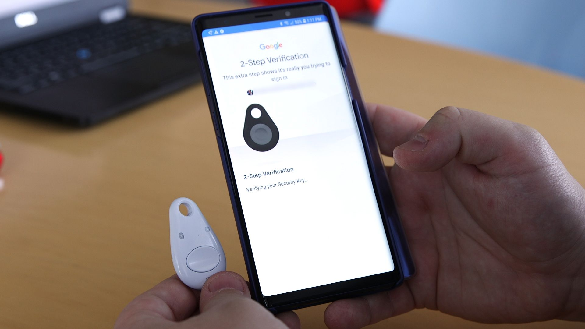 Google finds security issue with its Bluetooth Titan Security Keys