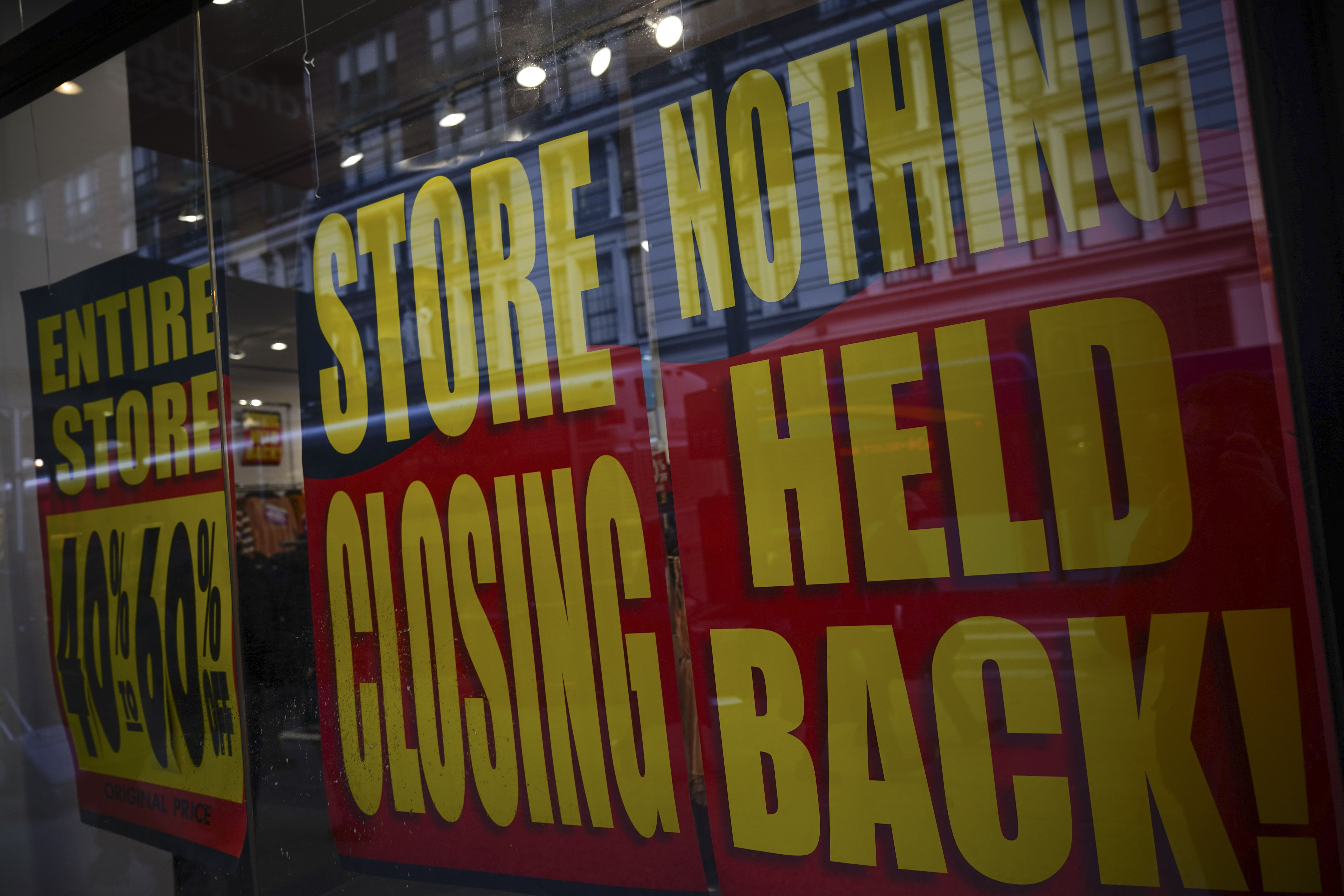 Here's a running list of retail store closures announced in 2019