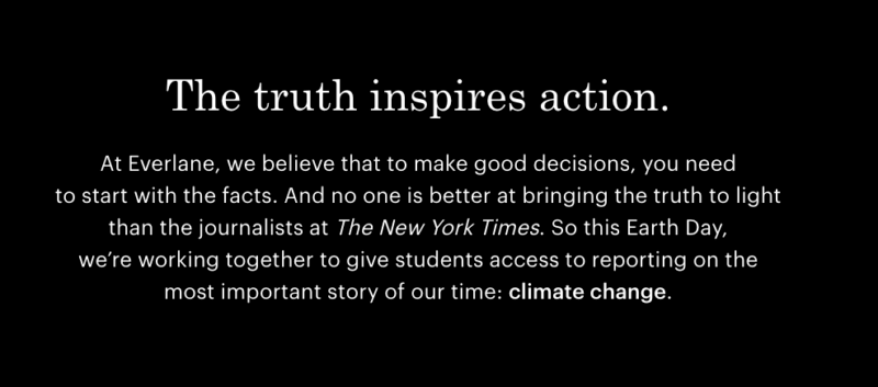 Here's why truth in brand storytelling matters