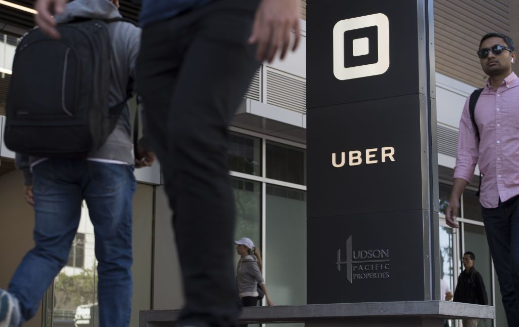 I'm concerned about the 'one-two punch' of Uber's IPO, tariffs