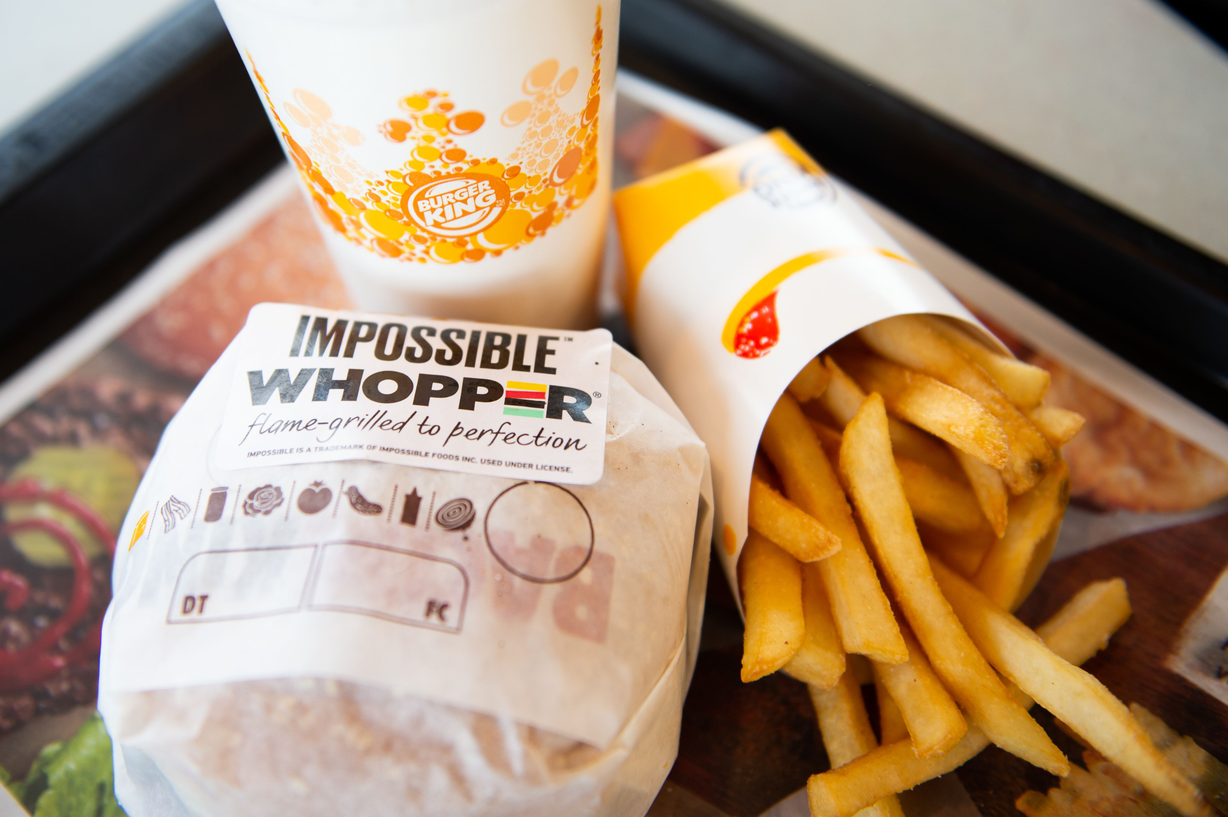 Impossible Whopper boosted Burger King traffic by 18%, report says