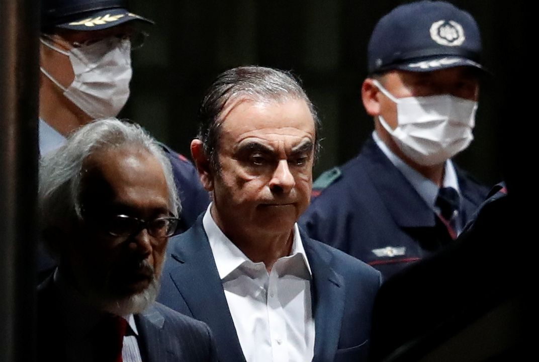 Japanese prosecutors revise Ghosn indictment as scandal takes toll on Nissan