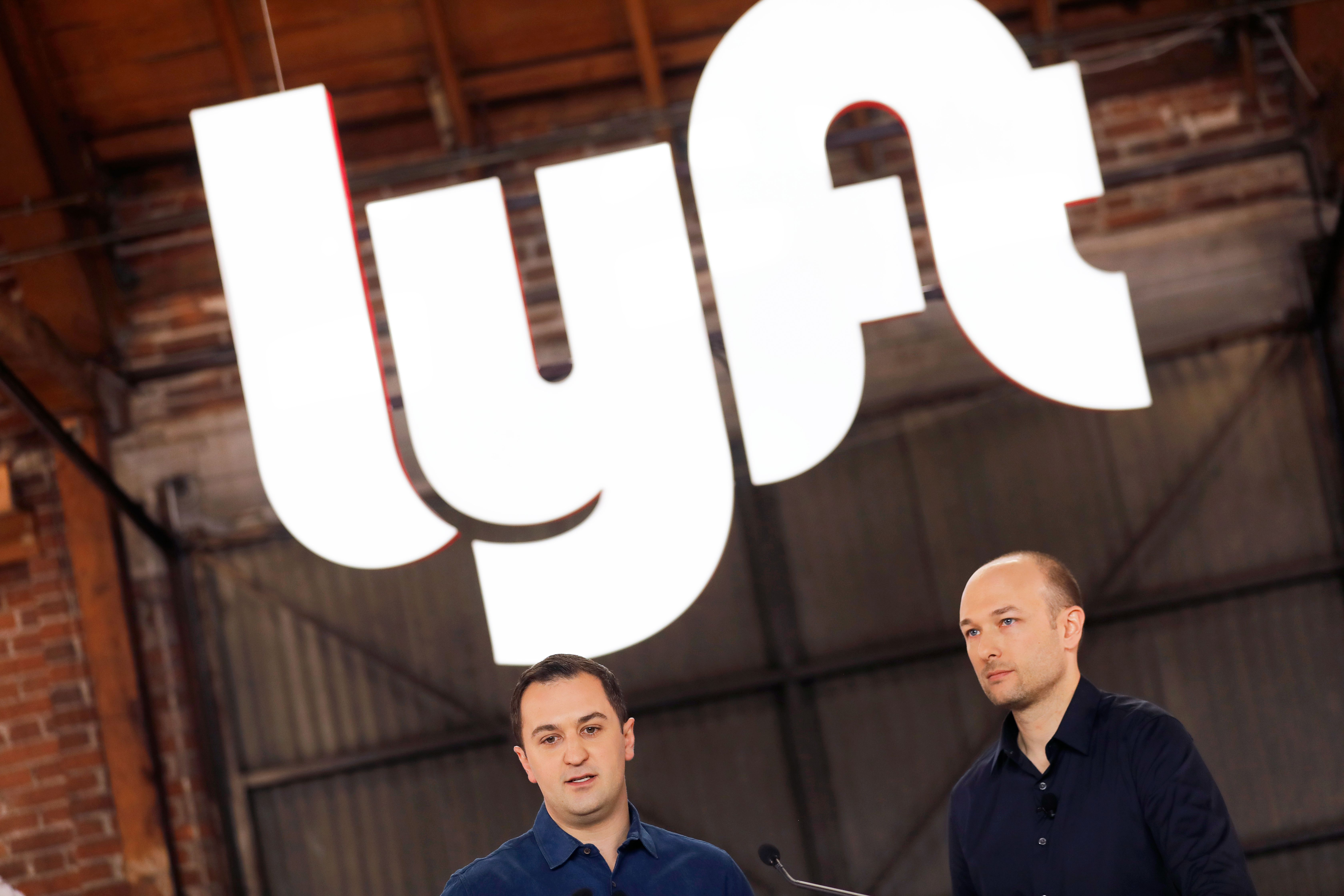 Lyft dips after lawsuit claims the company misled investors