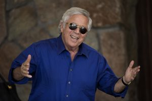 Prosecutors appeal decision to bar Patriots owner Robert Kraft's massage parlor video in prostitution case