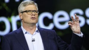 Qualcomm CEO Mollenkopf got $3.5 million bonus for Apple settlement