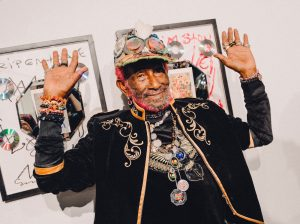 Reggae Legend Lee 'Scratch' Perry Makes His Exhibition Debut in New York -ARTnews