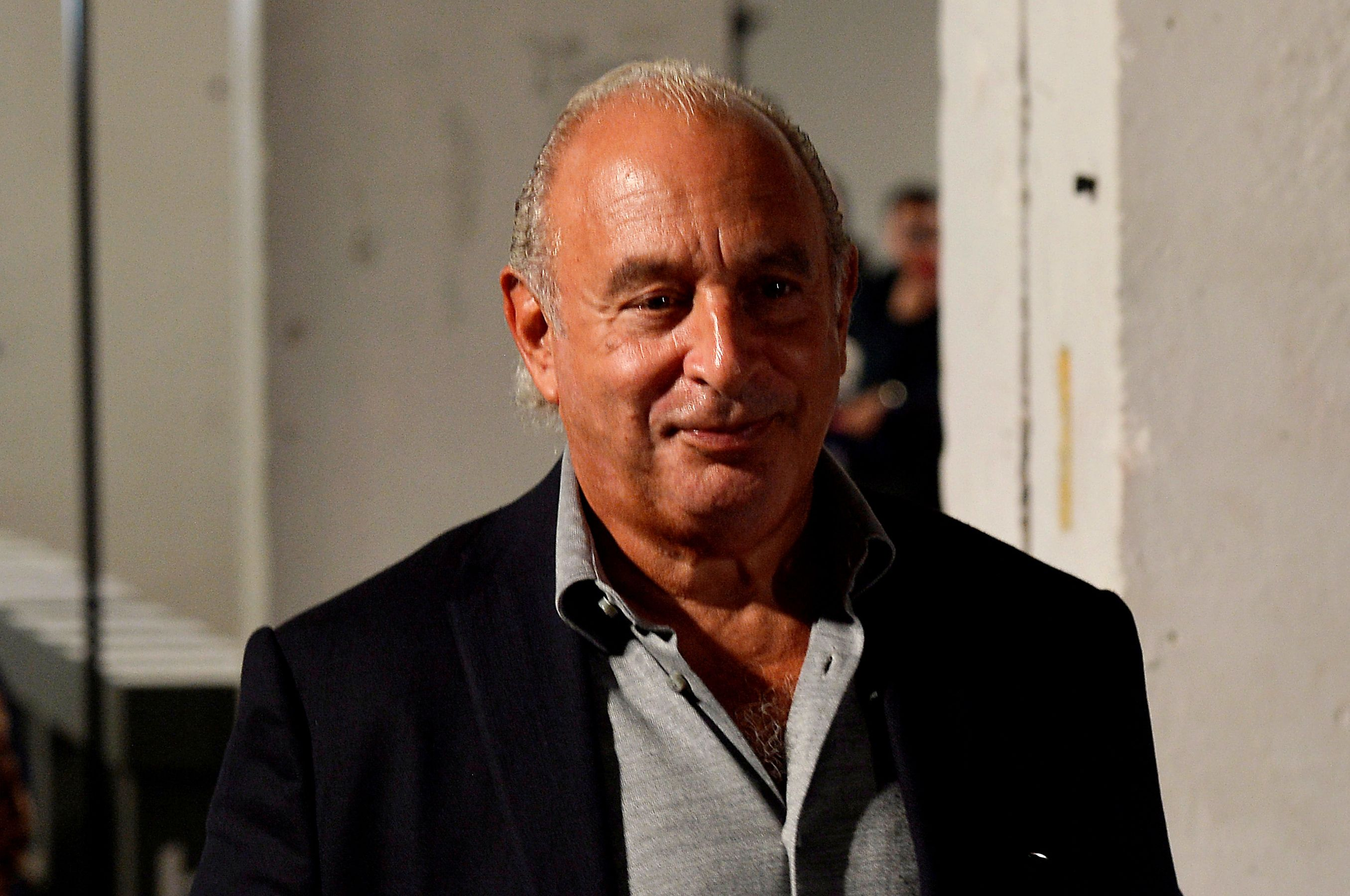 Retail tycoon Philip Green charged with assault after alleged touching