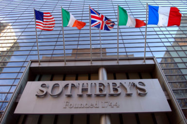 Sotheby's Reports Standard Q1 Loss, with Lower Volume, Higher Commission Margin -ARTnews