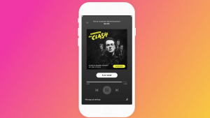 Spotify is testing voice-enabled ads that let listeners command engagement