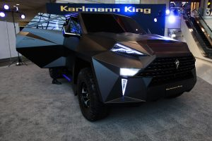 Take a look at the most expensive SUV in the world: the Karlmann King