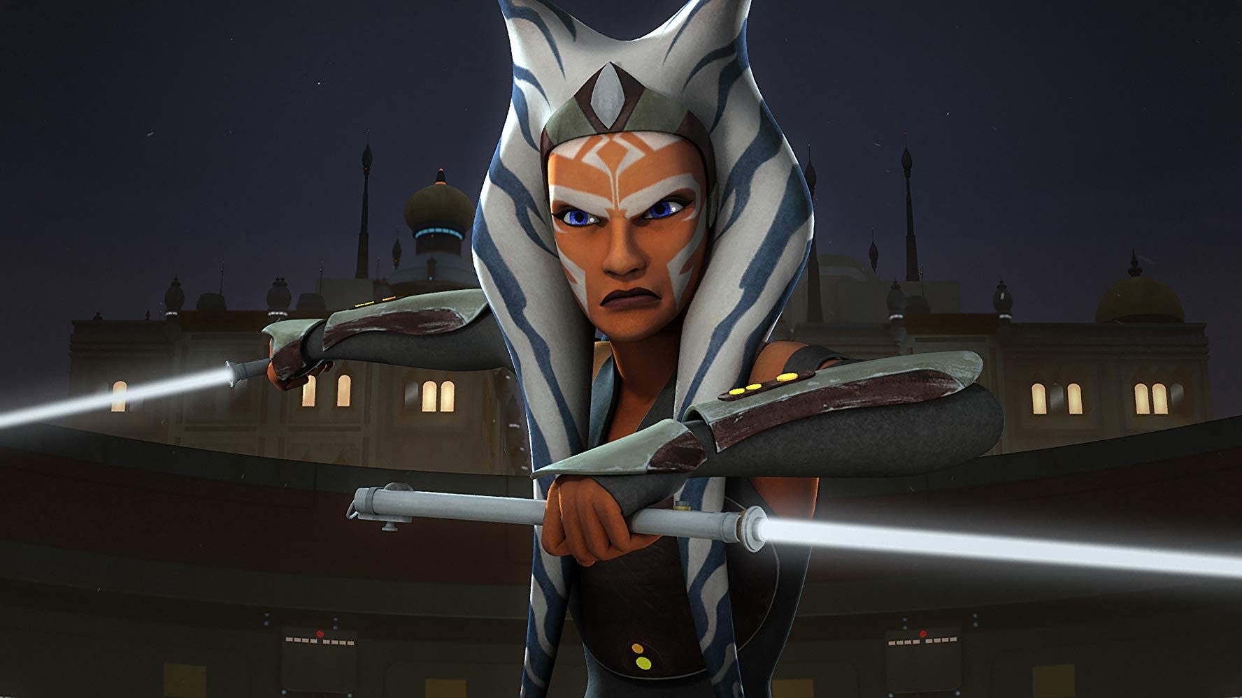 The hottest Star Wars collectible is Ahsoka Tano