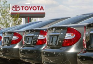 Toyota speeds up electrified vehicle schedule as demand heats up