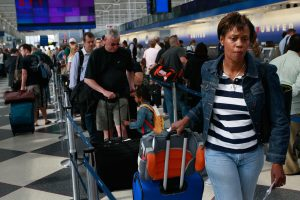 US airlines set to carry a record number of passengers this summer