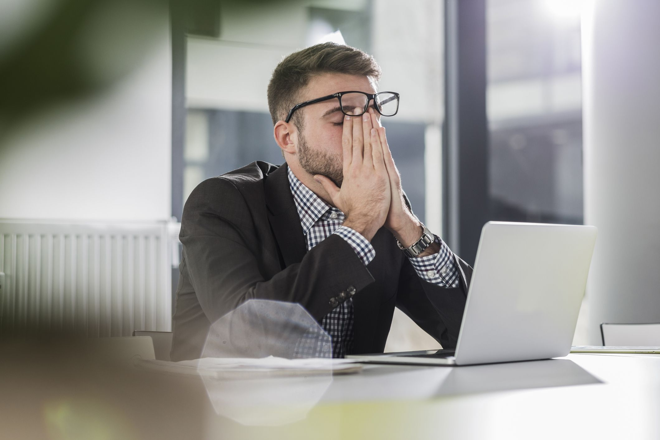 WHO recognizes workplace 'burnout' as an occupational phenomenon