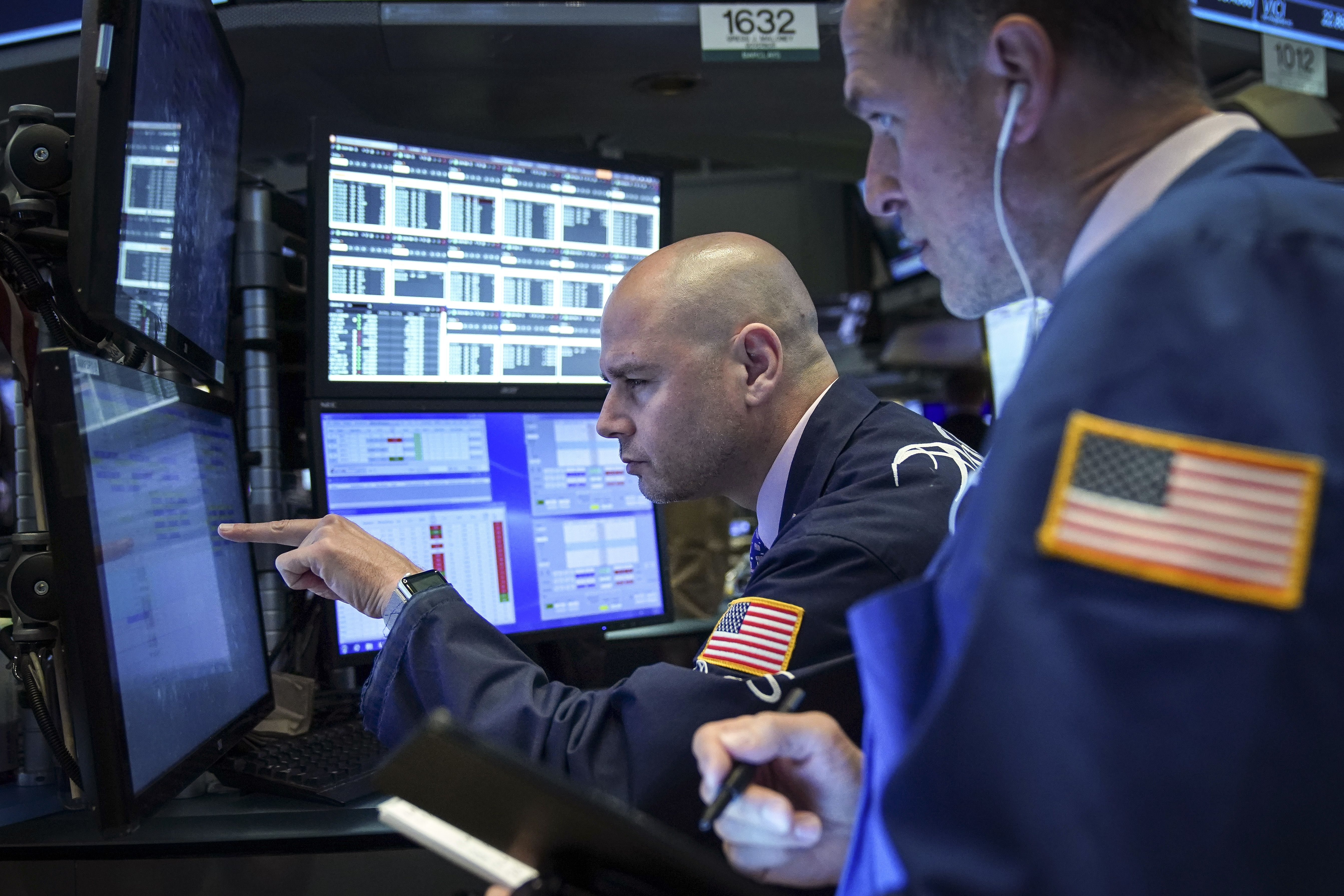 Wall Street in focus amid lingering trade worries