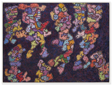 Jean Dubuffet sold for $11 million.