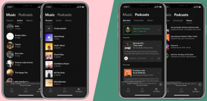 Advertisers can now target Spotify podcast listeners