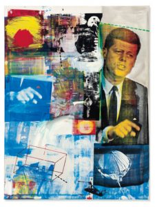 Alice Walton Was Buyer of Record-Breaking $88.8 M. Rauschenberg at Christie's -ARTnews
