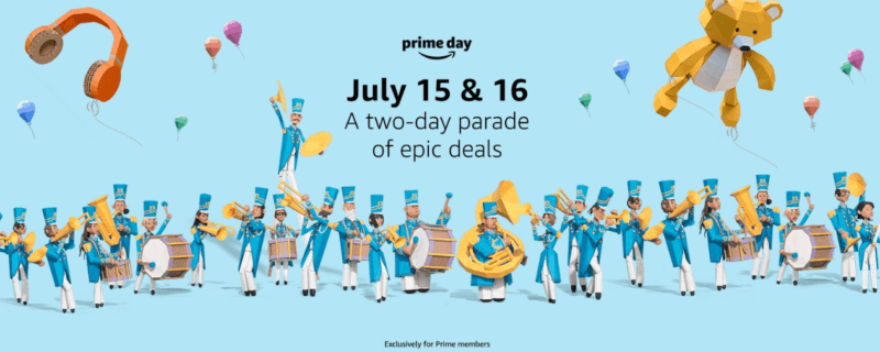 Amazon Prime Day, summer's 'Black Friday', becomes 2-day sale