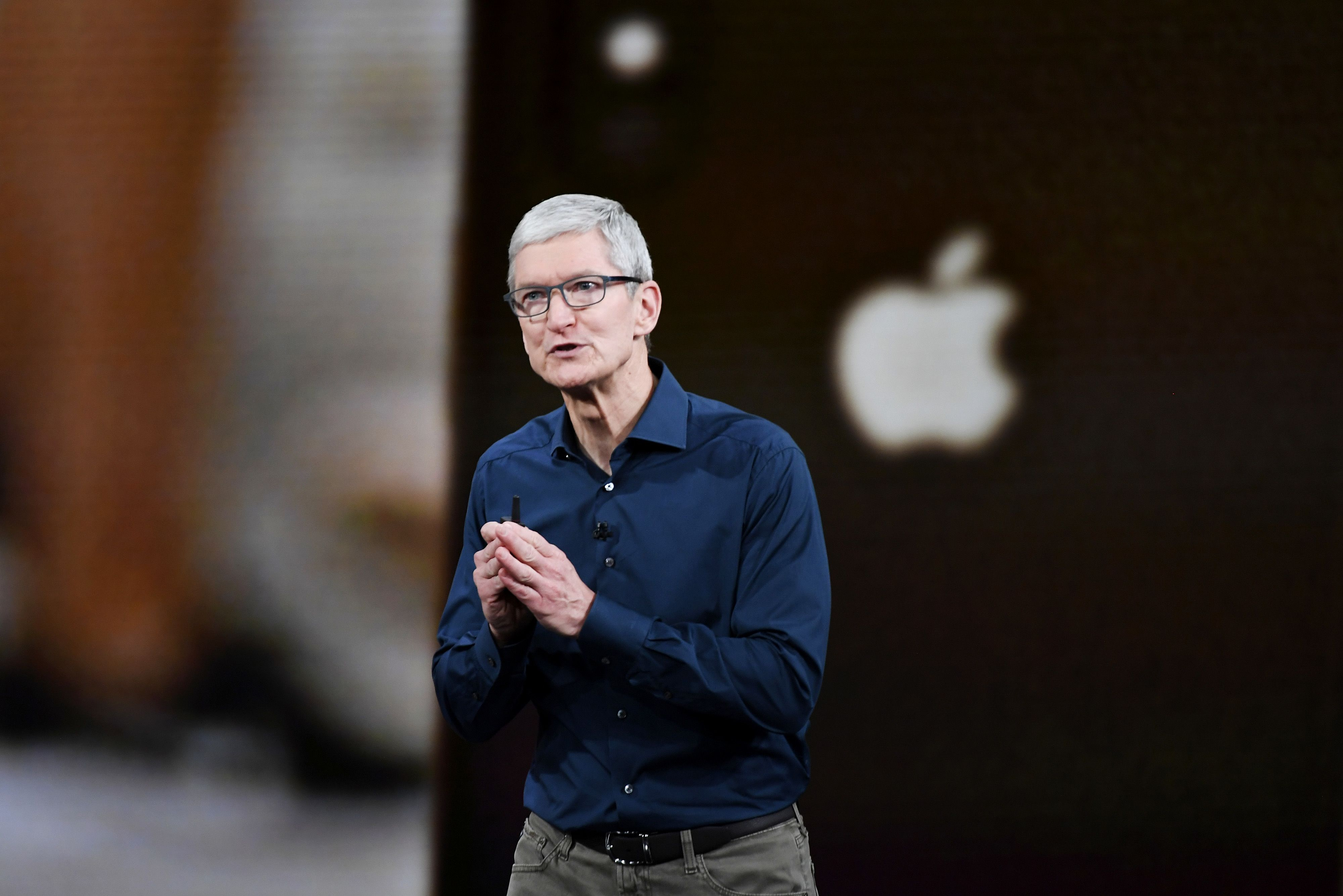 Apple CEO Tim Cook Stanford commencement speech