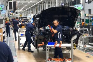 BMW isn't changing Mexico production plans as border tariff looms