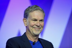 Netflix CEO says 'streaming wars' are good for business