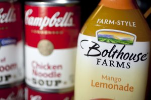 Campbell promises bone broth, 'plant-based cooking platform'