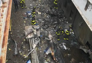 Deadly helicopter crash raises safety questions about choppers in Manhattan
