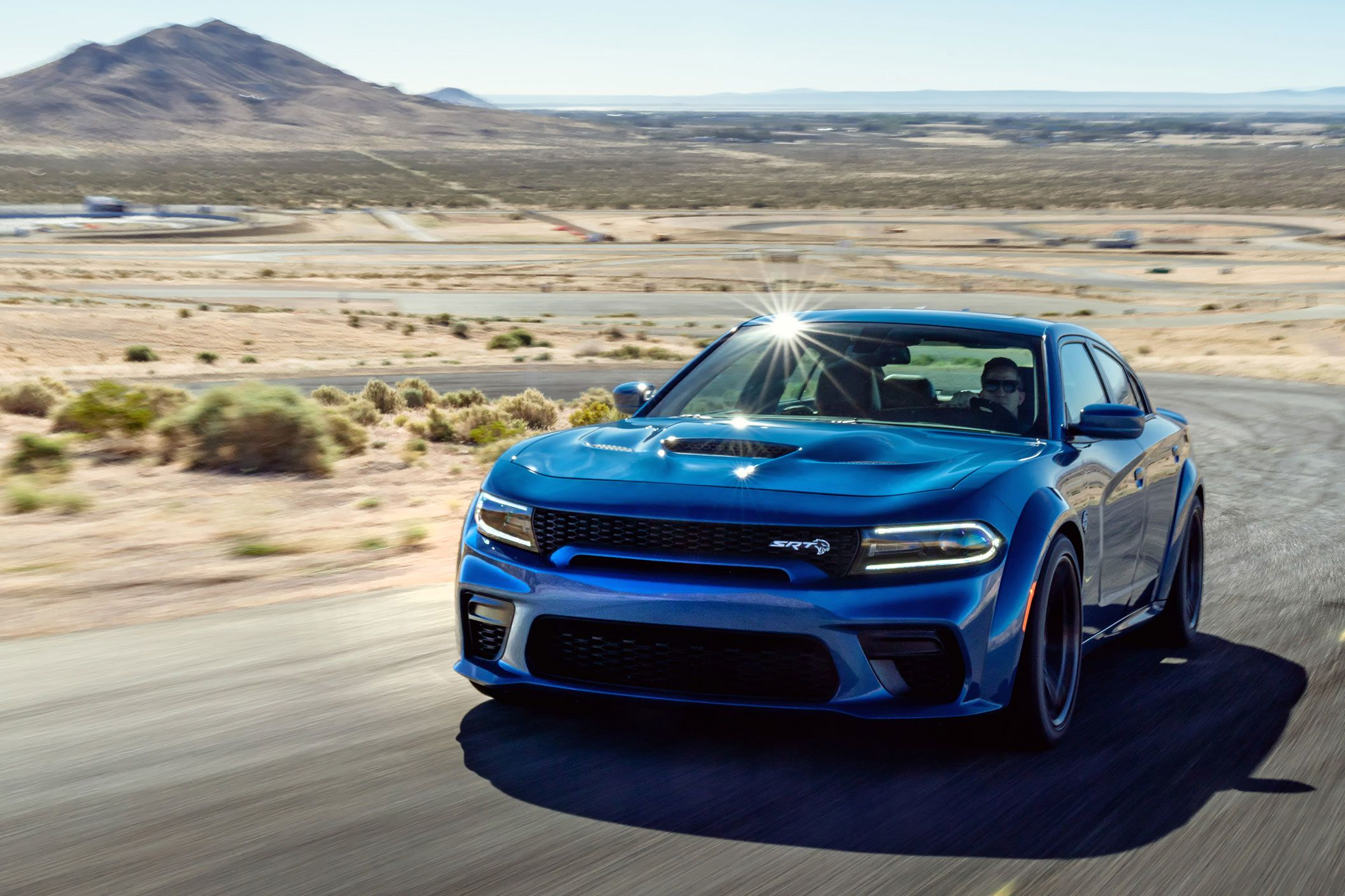 Dodge's new 2020 Charger SRT Hellcat packs 707 horsepower, top speed 196 mph