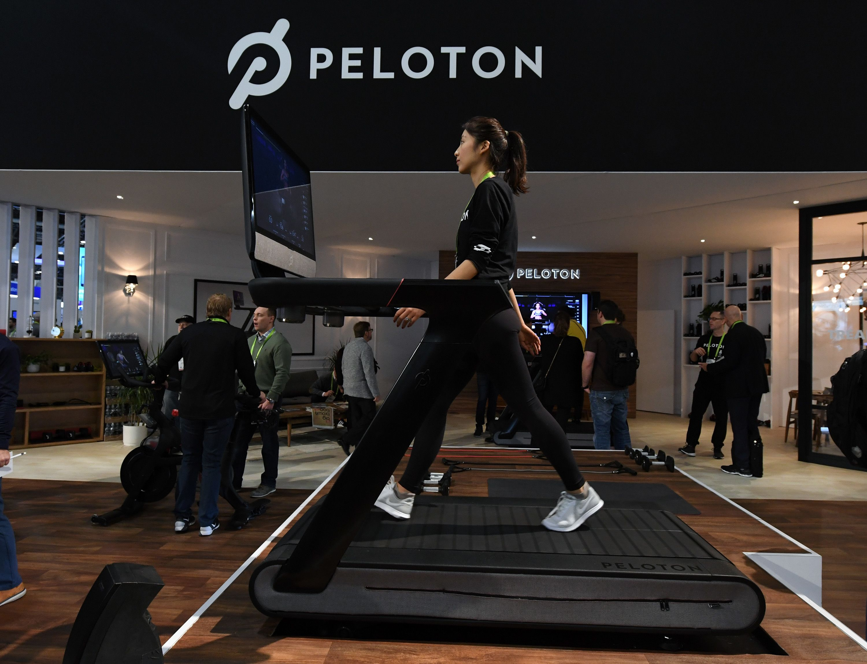 Fitness company Peloton says it has filed for an IPO