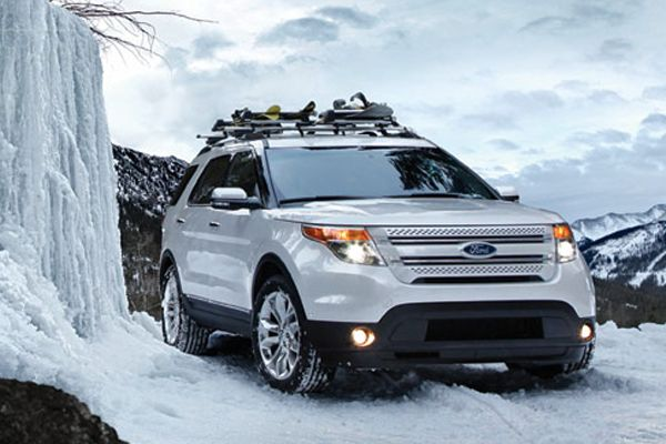 Ford recalls Explorer SUVs for potential steering issue