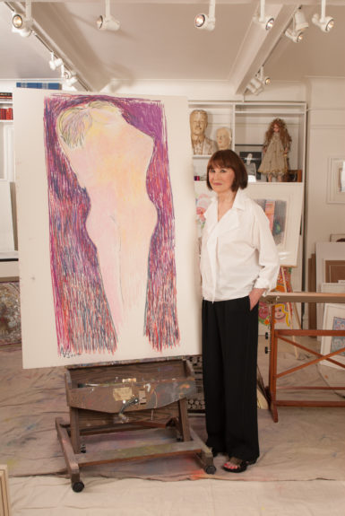 Gloria Vanderbilt, Fashion Designer and Maker of Lyrical Artworks, Dead at 95 -ARTnews