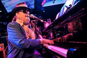 Grammy-winning New Orleans musician Dr John dead at 77