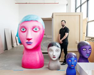 Hauser & Wirth Takes on Fast-Rising Artist Nicolas Party -ARTnews