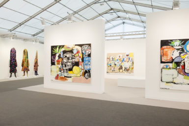 Here Are the Exhibitor Lists for Frieze London and Frieze Masters 2019 -ARTnews