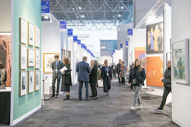 Here's the 2019 IFPDA Fine Art Print Fair's Exhibitor List -ARTnews