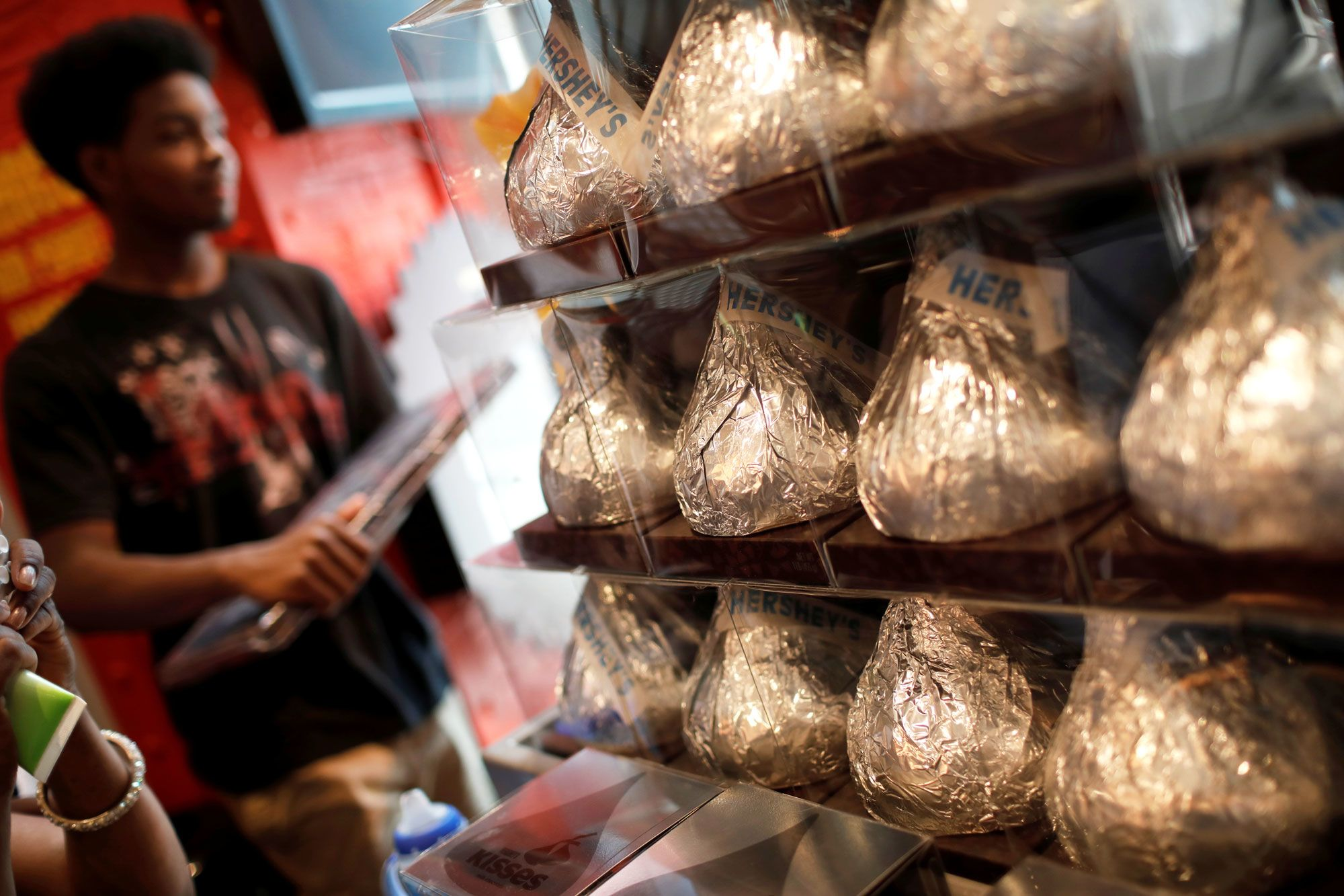 Hershey's turnaround came at the right time