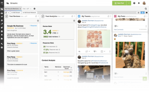 Hootsuite integrates Yext Reviews into its dashboard