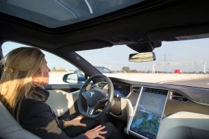Investors 'undervalue' future of Tesla autonomous