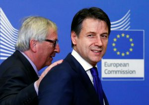 Italian PM optimistic the country can avoid disciplinary procedure from Brussels