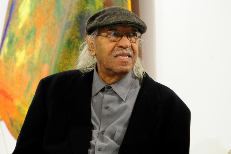 Joe Overstreet, Purposeful Painter Who Made Space for Artists of Color, Is Dead at 85 -ARTnews