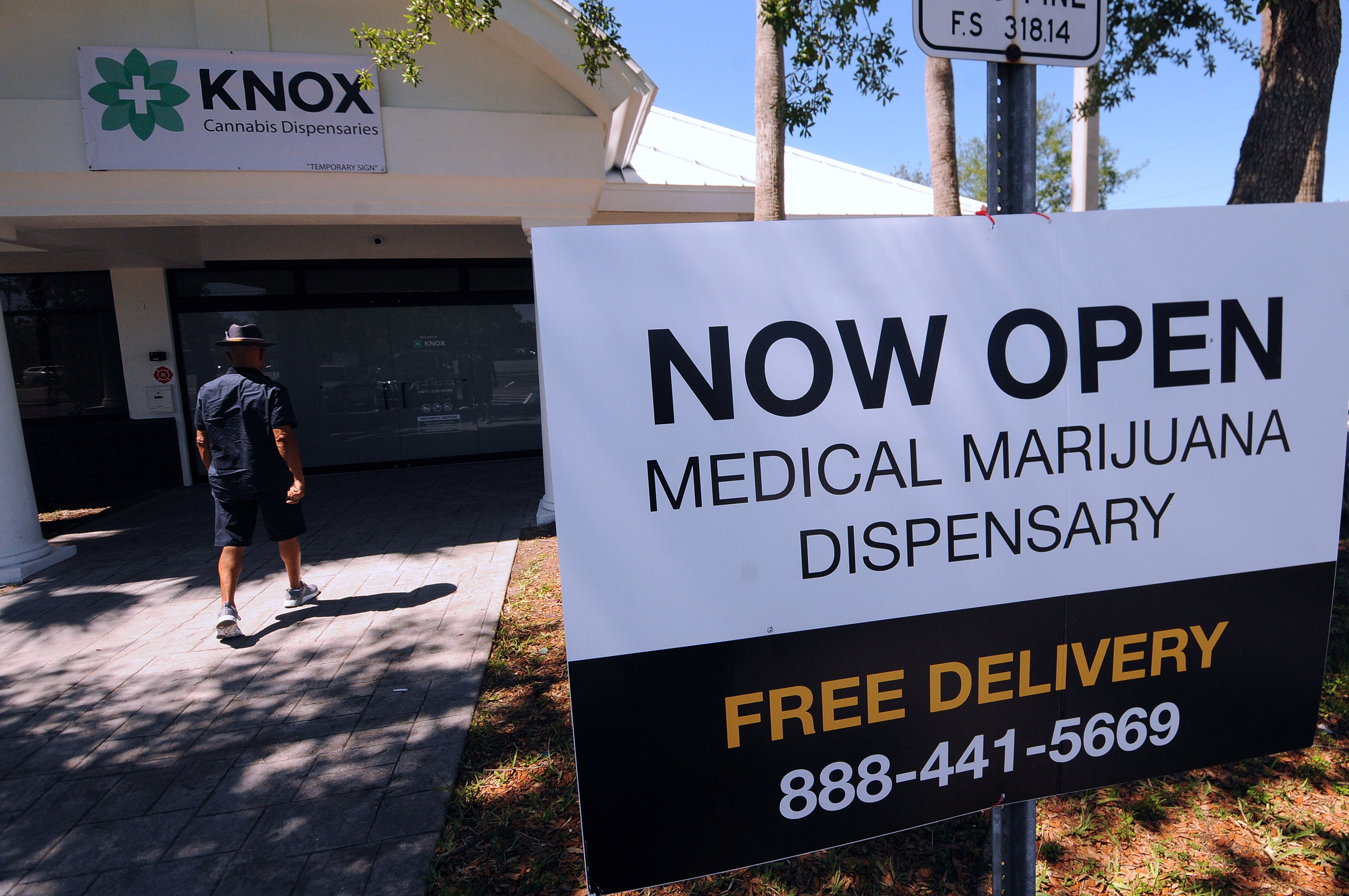 Legalizing medical marijuana does not curb opioid deaths, study says
