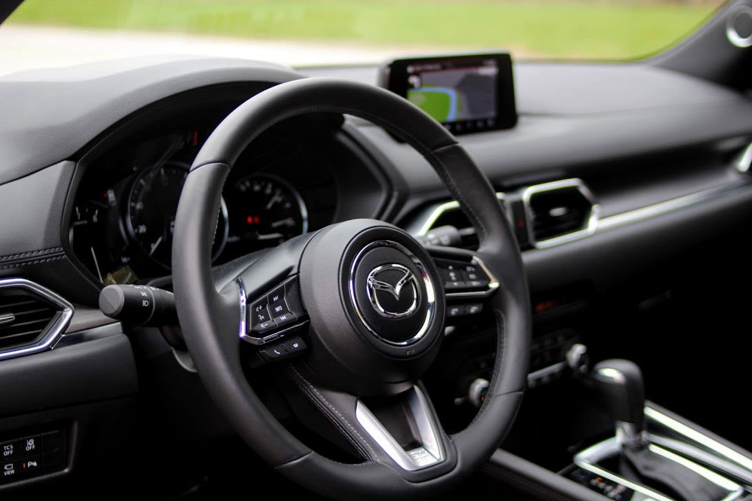 Mazda's CX-5 Signature tries for a luxury ride without the luxury price