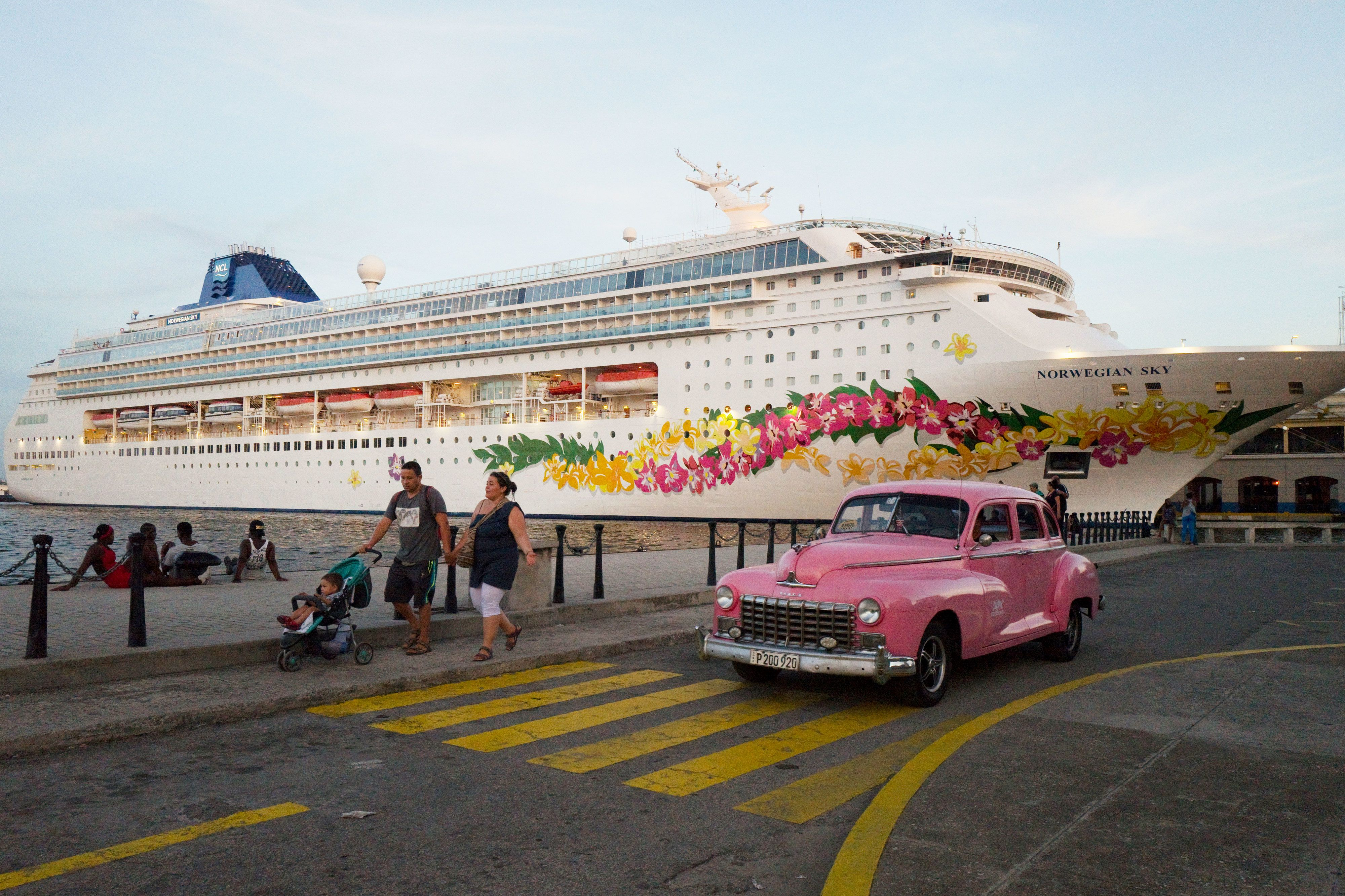 Norwegian Cruise Line says Cuba travel ban to hit 2019 earnings