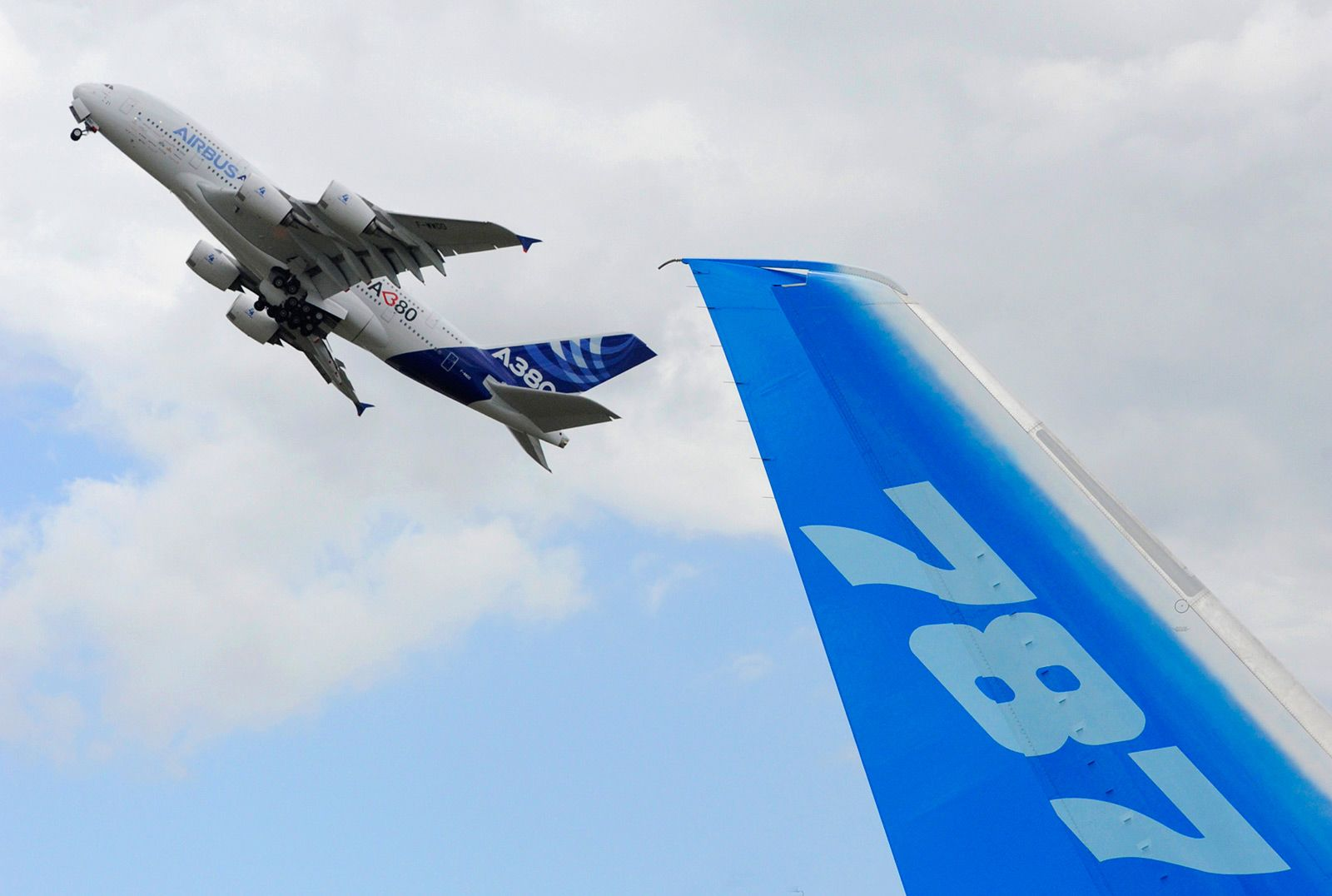 Paris Air Show offers Boeing and Airbus opportunity to kick-start 2019