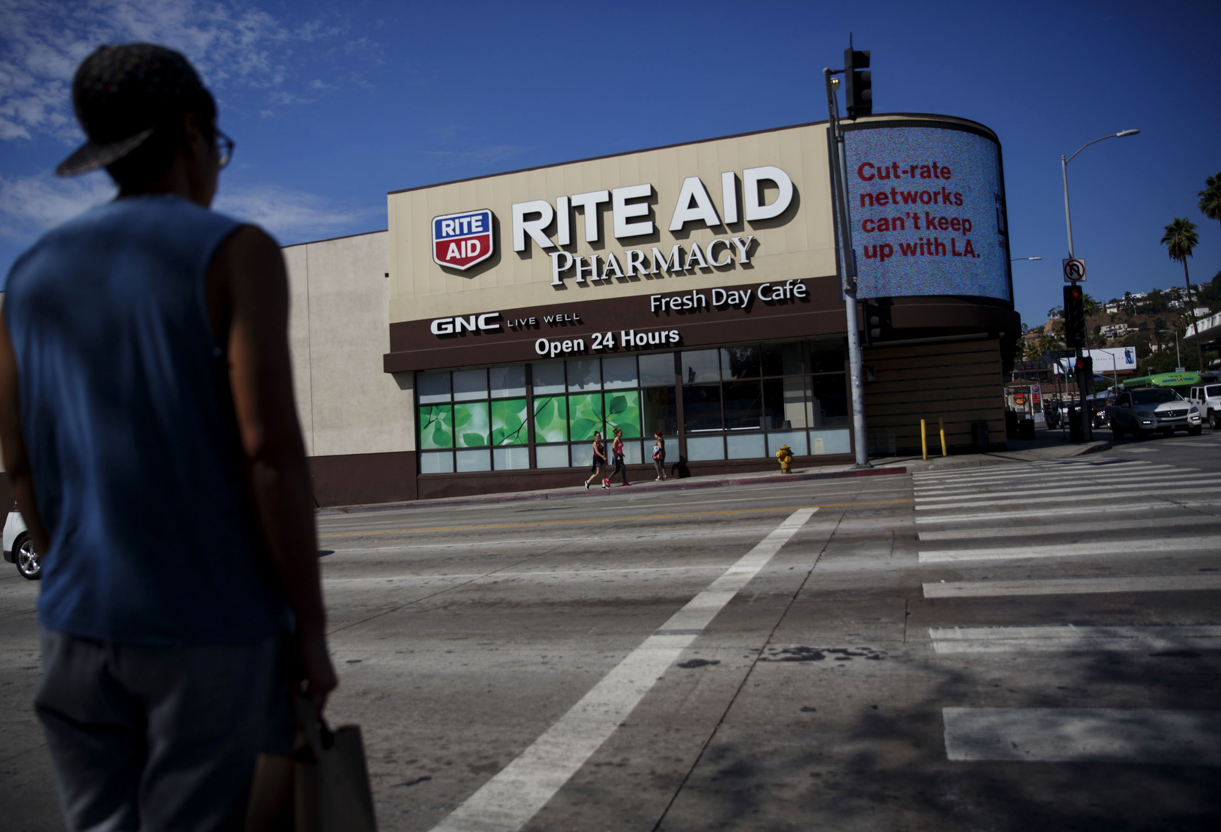 Rite Aid shares swing on earnings miss, Amazon partnership